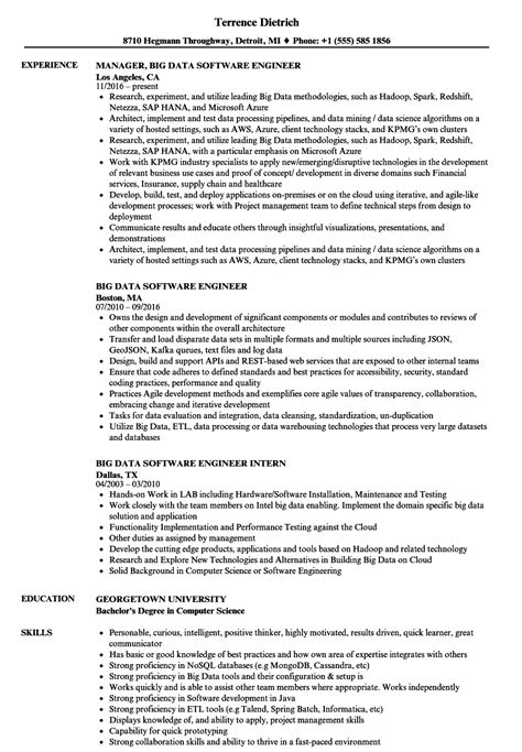 Big Data Resume by Big Data Hadoop Resume 7 Paul Garcin Pdf Pdf
