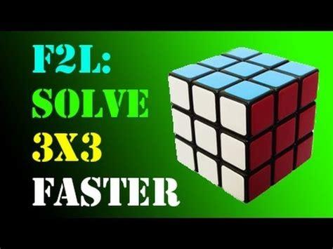 tutorial rubik f2l cfop f2l for beginners funnycat tv