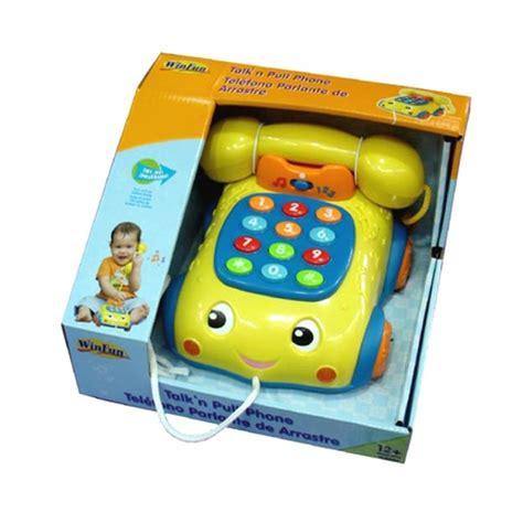 Mainan Winfun My Learning Phone buy winfun talk and pull phone 0663 in pakistan laptab