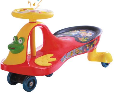Kids Swing Car Ride On Red Price Review And Buy In
