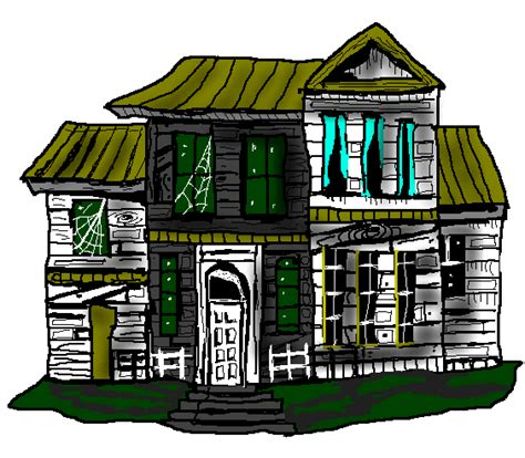 clipart house free to use public domain haunted house clip art