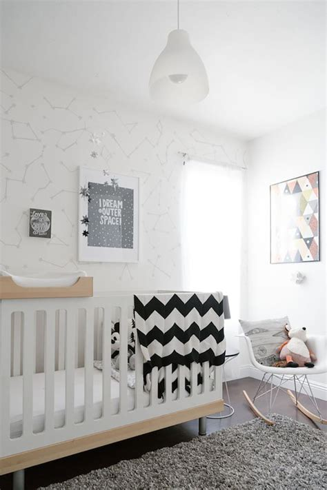 12 Gorgeous Scandinavian Nurseries Swedish Baby Cribs