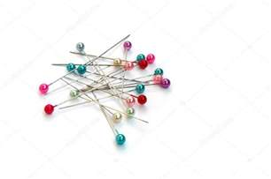 Sewing Pins Stock Photo 1171150 Sewing Pins Stock Photo 1171150