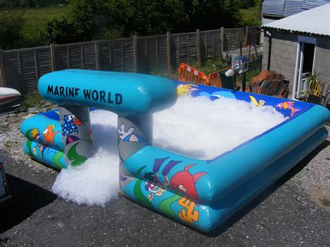 backyard foam pit foam pit parties foam machine hire uk stage effects