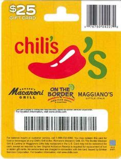 Chili Gift Cards - nordstrom gift card order at http www amazon com nordstrom gift card dp b009t8o82u