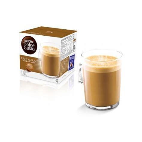 Nescafe Dolce Gusto Au Lait Murah dolce gusto caf 233 au lait kapszulashop