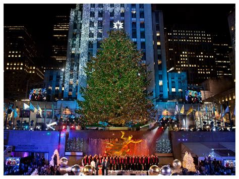 rockefeller center new york city new york by rail