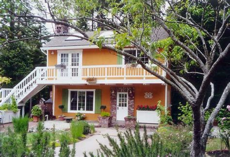 mendocino cottage rental pictures of la maison a mendocino