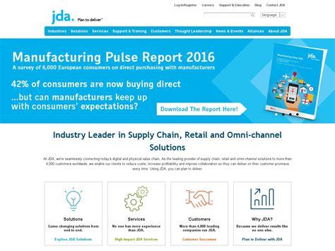 Jda Enterprise Planning by Jda Software Review By Inspector Jones