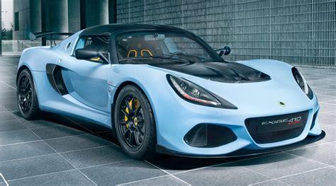 2019 Lotus Exige lotus launches 2019 exige sport 410