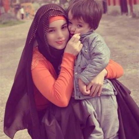 cute tudung girl hijab girl cute baby image 2361527 by r pink96 on favim com