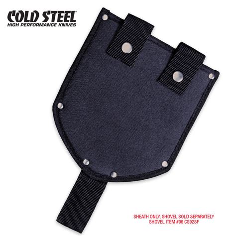 cold steel shovel sheath cold steel special forces shovel sheath budk