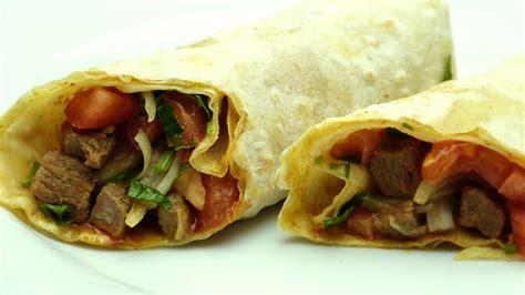 turkish beef wrap recipe easy turkish food