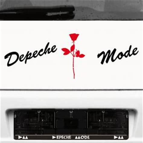 Autoaufkleber Depeche Mode Violator Rose by Aufkleber Depeche Mode Rose G 252 Nstig Online Kaufen Yatego