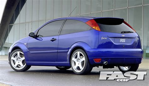 Tuned Focus Rs by Ford Focus Rs Mk1 Buying Guide Fast Car