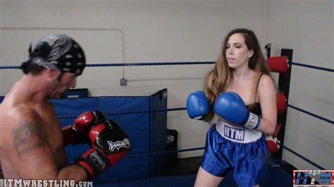 Hit The Mat Mixed Boxing by Samvsrusty7924