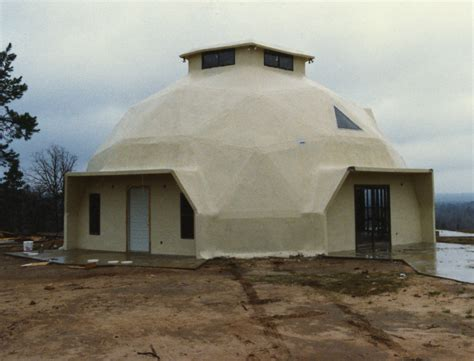 100 unique airbnbs a tour 100 geodesic dome home being built video tour