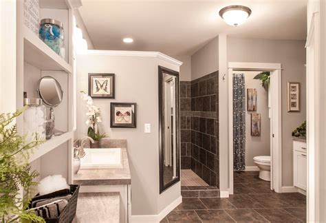Corner Walk In Shower Luxurious Stand Up Showers