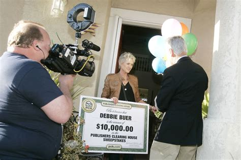 Publishers Clearing House Items - when publishers clearing house knocks what if no one answers