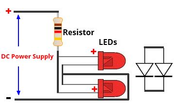 resistors power calculator voltage leds resistor calculator electronics projects circuits