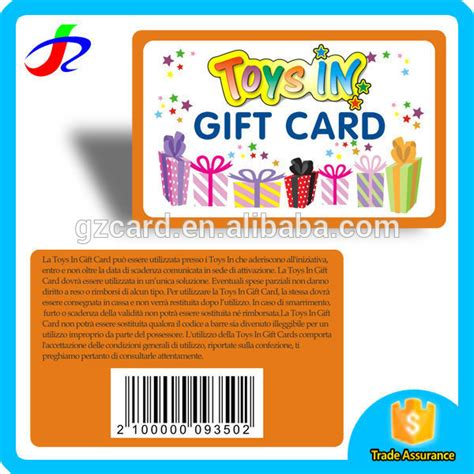 Barcode Gift Cards - plastic barcode gift card buy gift card barcode gift card plastic barcode gift card