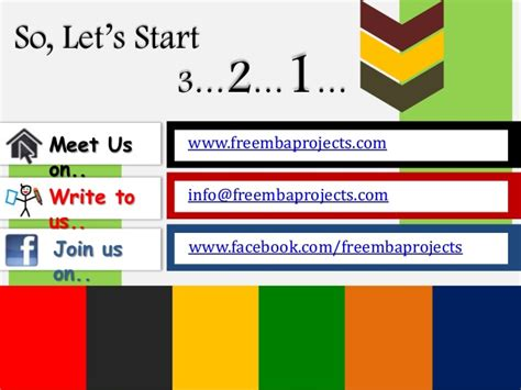 Free Mba Projects In Finance by Hr Marketing Finance Free Mba Projects