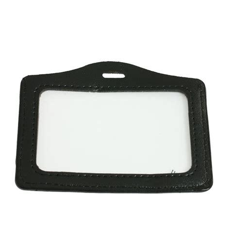 10pcs black faux leather business 10pcs asds 5 pcs black clear faux leather business id card badge holder wholesale 10pcs 7984