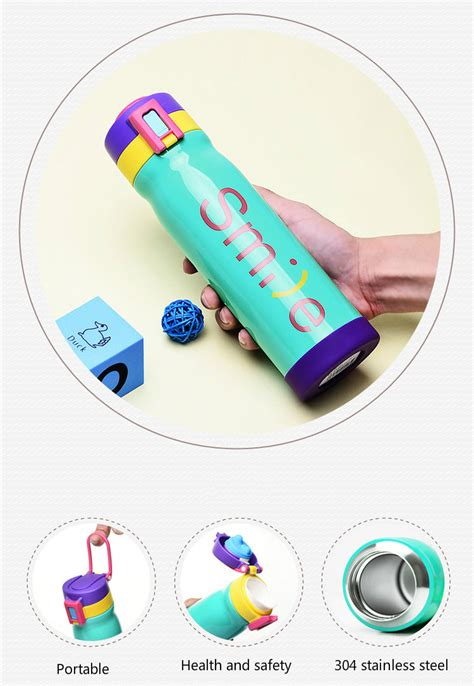 Sale Botol Minum Thermos Stainless Steel My Smile 500ml botol minum thermos stainless steel my smile 500ml blue jakartanotebook