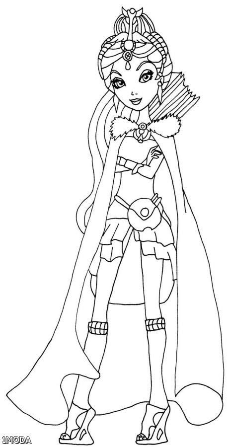 ever after high raven coloring page ever after high coloring pages raven 2015 2016 fashion