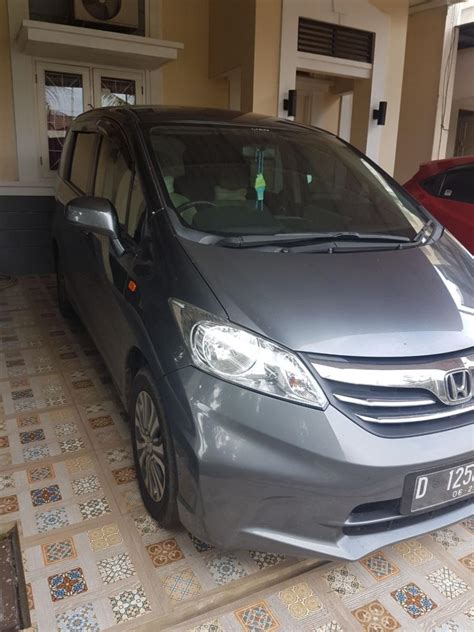 Jual Honda Freed 1 5 Psd At 2012 honda freed 1 5 sd at 2012 bandung mobilbekas
