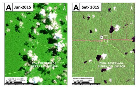 imagenes satelitales usgs imagen 15 sierra del divisor nueva carretera forestal