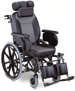 reclining high backrest type manual wheelchair 204bjq in