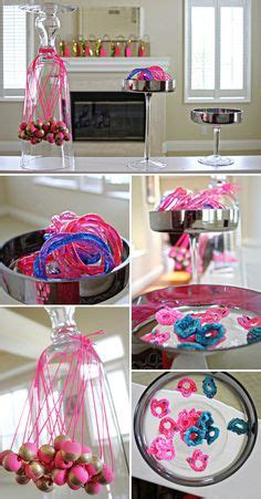 themed jewelry party ideas glamour girl jewelry making party theme via andersruff com