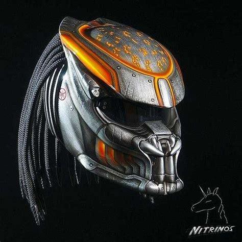 Motorradhelm Verkleidung by 15 Geniale Helm Designs F 252 R Biker Motorr 228 Der Getunte
