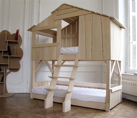 kids playhouse beds  mathy  bols loft treehouse