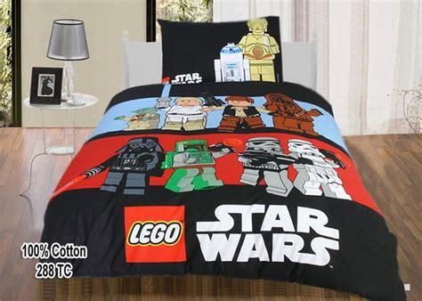 lego star wars single quilt duvet cover set pure cotton