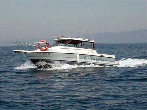 trophy boats nl bayliner trophy 2159 in port calafat motorboote