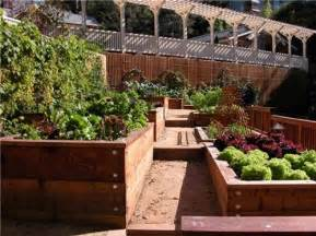 Kitchen Garden Design by Kitchen Garden Design Ideas Landscaping Network