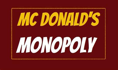 bis wann gibt es bei mcdonalds frühstück mcdonalds monopoly werbung bis 3 1 2018 welche preise
