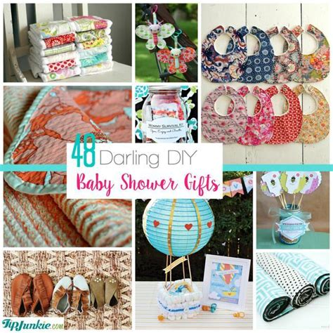 Baby Shower Gift Diy by 48 Diy Baby Shower Gifts Tip Junkie