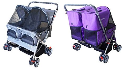 strollers with two car seats side by side side by side pet stroller pet supply exchange