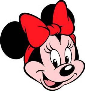 thebestartt mini mouse face