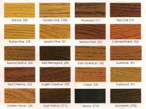minwax color chart pin minwax stain color chart on