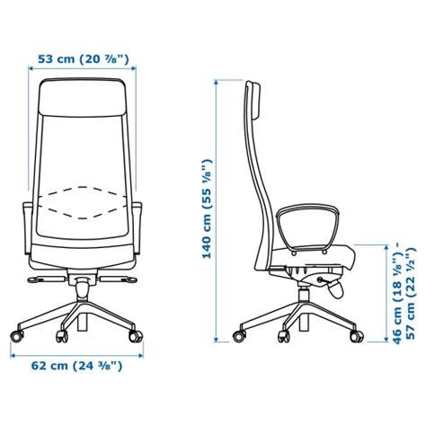 silla de oficina ikea silla giratoria ikea markus la mejor opci 243 n para la
