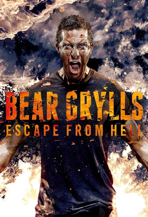 grylls escape from hell planning et informations de la s 233 rie betaseries