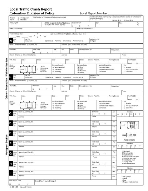 report template free printable documents
