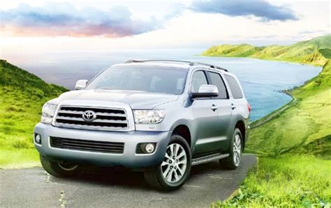 2019 Toyota Sequoia Redesign by 2019 Toyota Sequoia Redesign Toyota Models