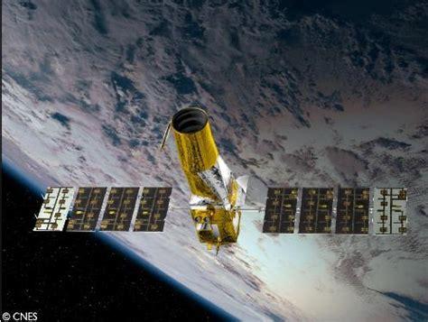 Modification De Groupe Caractéristique derni 232 res nouvelles du satellite corot