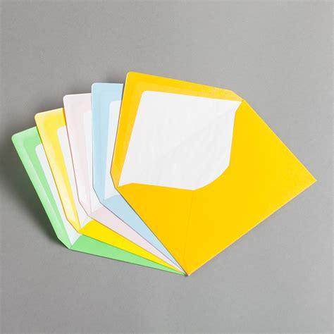buste per lettere colorate papier direkt shop buste da lettera colorate din c6 con