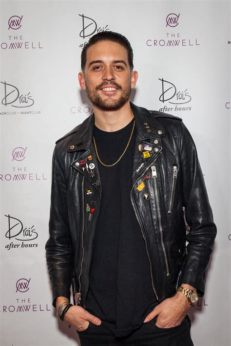 g easy hair style g eazy delivers first performance of exclusive 2016 drai s